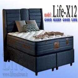 تخت باکس مدل : LIFE-X12