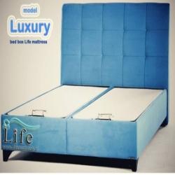 تخت باکس مدل : Luxury